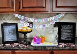 End of School Smarty Pants Party ~ with Free Printable Banner