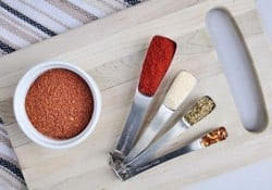 Homemade Taco Seasoning | {Five Heart Home}