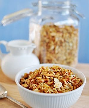 Nut & Honey Granola