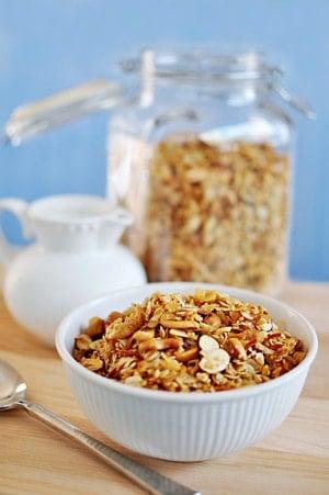 Nut & Honey Granola