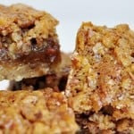 Pecan Pie Bars | {Five Heart Home}
