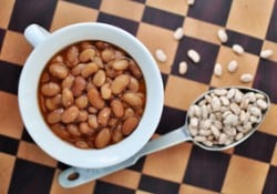 Slow Cooker Ranch Beans
