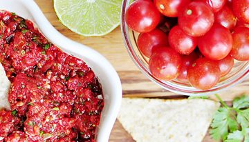 Texas Salsa | {Five Heart Home}