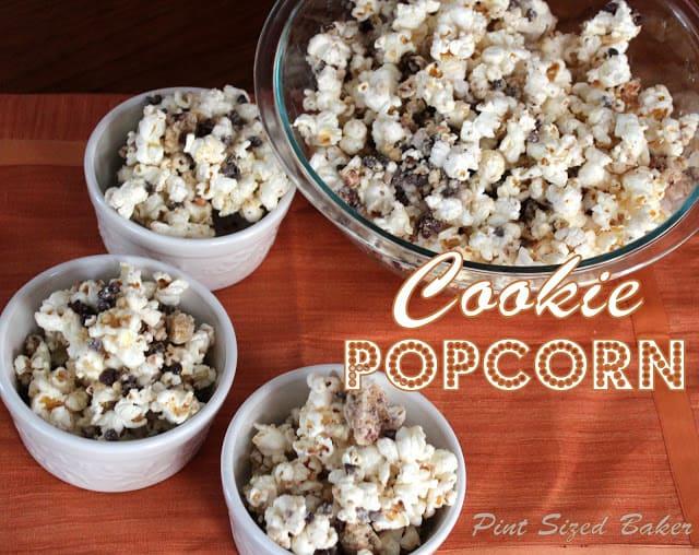 Cookie Popcorn