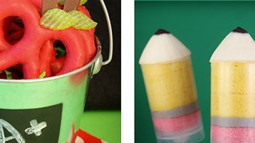 Features & Fun Friday #4 ~ Top 5 Back to School Treats, Featured Blog: Pint Sized Baker, & Lazy Days of Summer