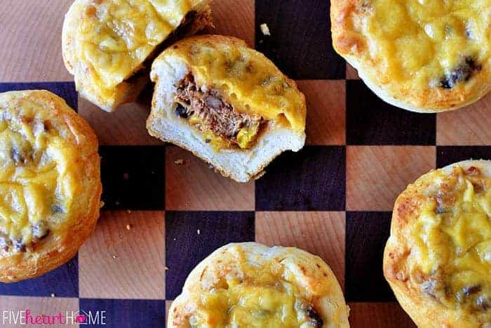 how to make biscuit cups