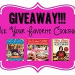 Five Heart Home: Cookbook Giveaway