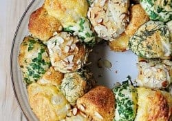 Savory Herb & Cheese Monkey Bread