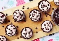 Cherry Cheesecake Chocolate Cups ~ A Perfect Valentine's Dessert!