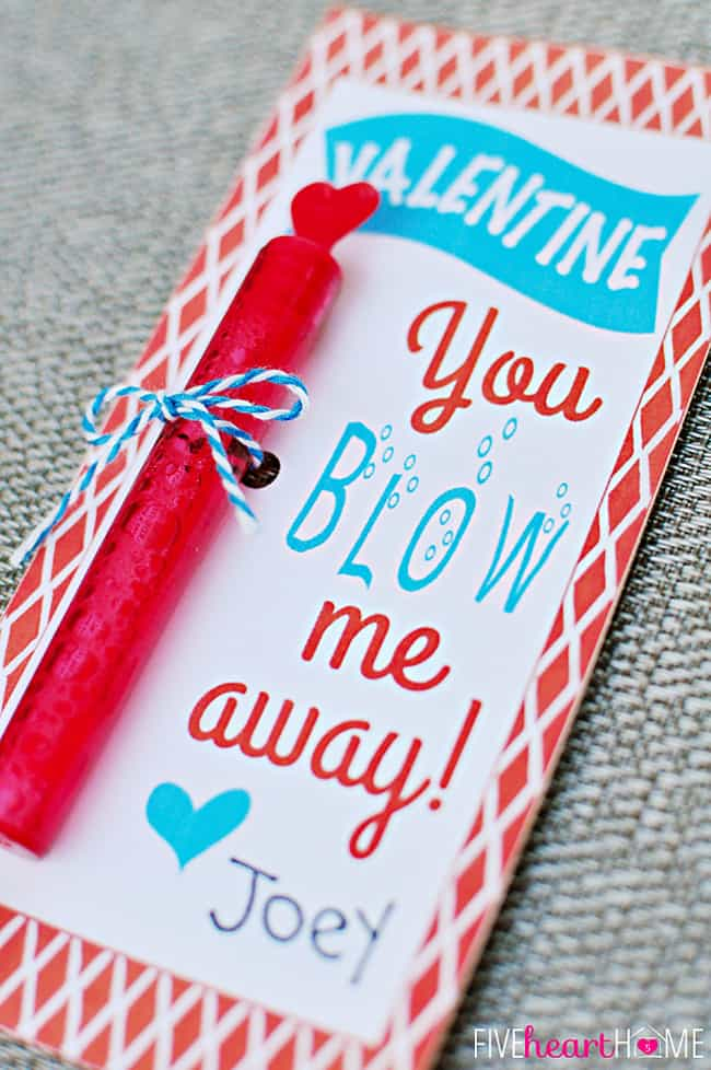 graphic regarding You Blow Me Away Valentine Printable known as Bubbles Valentines No cost Printable ~ Valentine, On your own Blow Me