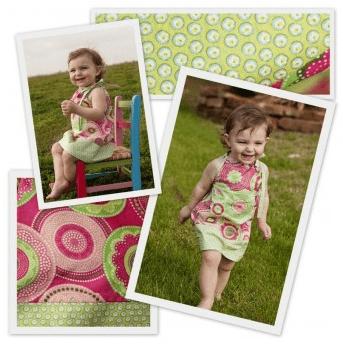 Poppy Pillowcase Dress from Scarlet Threads