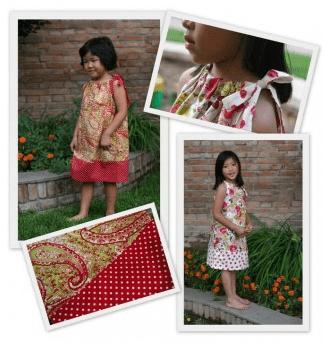 Summer Joy Pillowcase Dress from Scarlet Threads