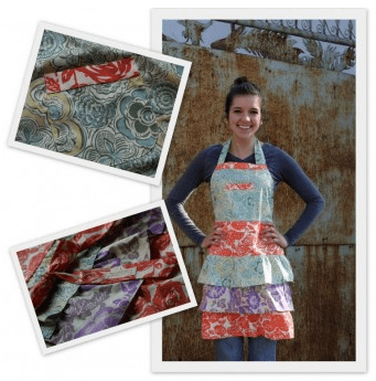Priscilla Apron from Scarlet Threads