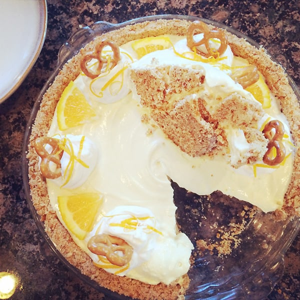 Creamsicle Pie Recipes — Dishmaps