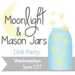 Moonlight & Mason Jars Link Party {#64}