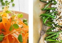 Top 5 Spring and Easter Side Dishes | FiveHeartHome.com
