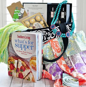 Mother's Day Gift Basket Giveaway ~ win 1 of 19 baskets! | FiveHeartHome.com