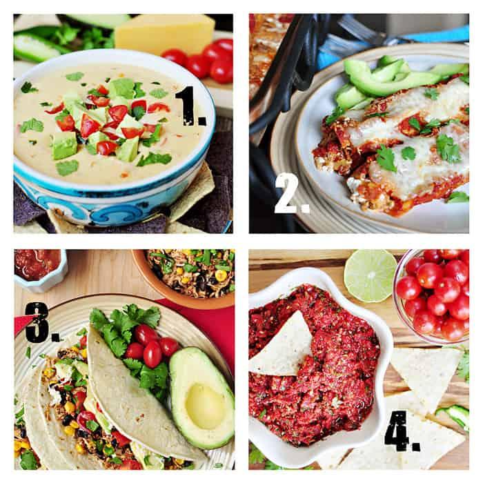 Cinco de Mayo recipes from FiveHeartHome.com