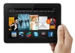Kindle Fire HDX Giveaway!