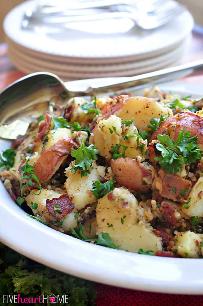 German Potato Salad ~ a perfect side dish for a summertime dinner from ...