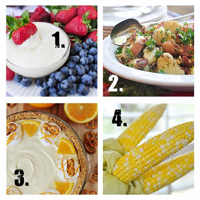 Summer Recipes by FiveHeartHome.com
