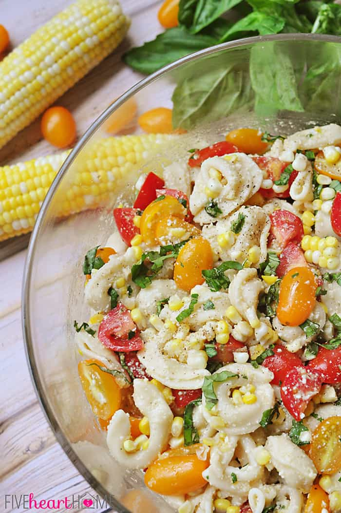 with basil and tomatoes lemony farro salad with basil and tomatoes ...
