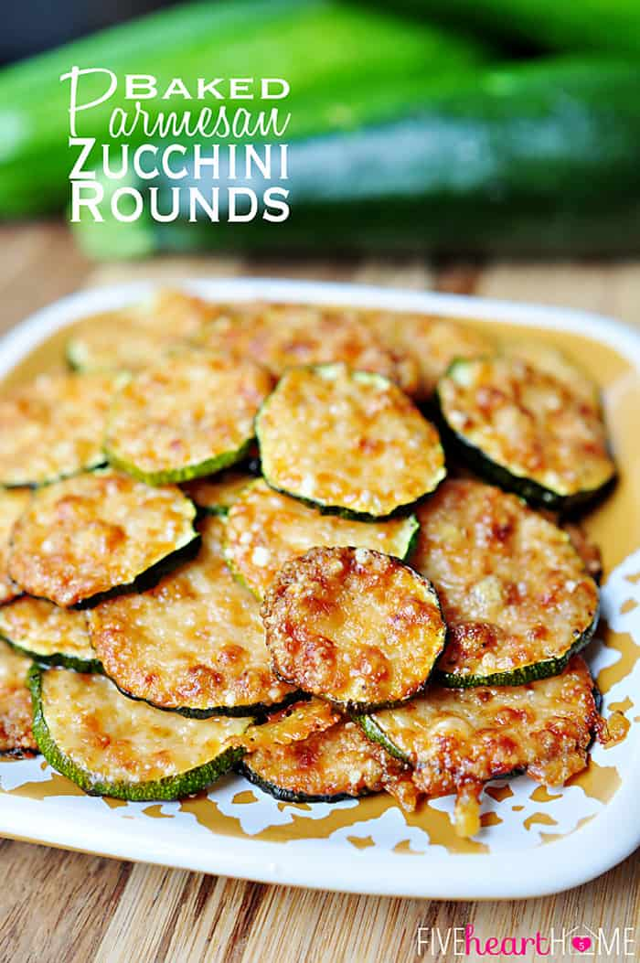 Quick stovetop baked beans baked parmesan zucchini rounds youre just 2 ingredients away from a quick and forumfinder Image collections