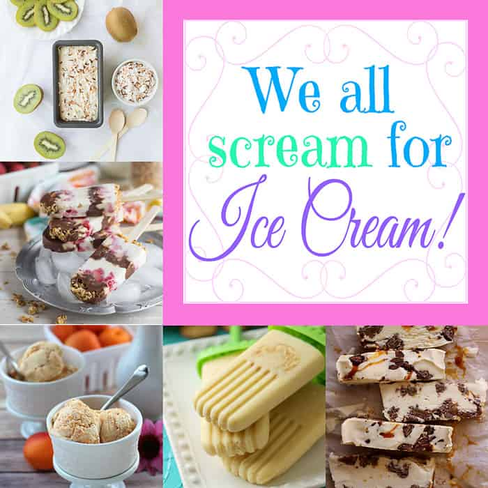 Moonlight & Mason Jars Link Party ~ Top 5 Ice Cream Features