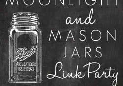 Moonlight & Mason Jars Link Party {#83}