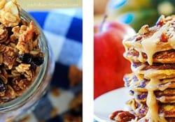 Features & Fun Friday #17 ~ Top 5 Pumpkin Breakfast Ideas