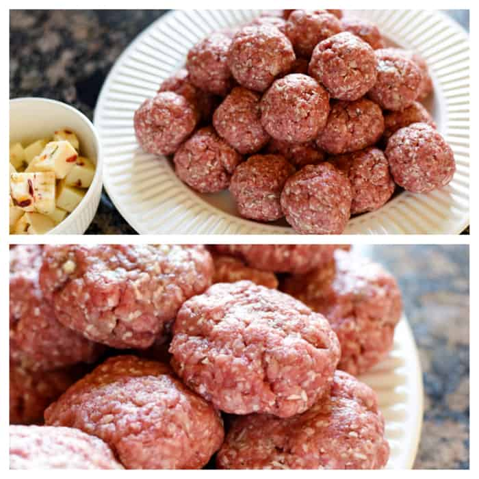 From Meatball to Patties Stuffed to Cheese
