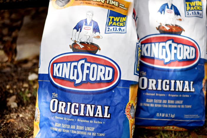 Couple of Bags of Kingsford Charcoal