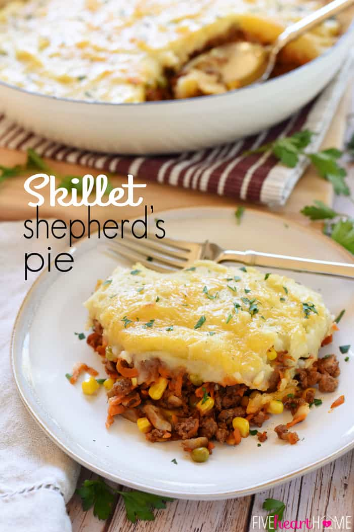 Savory Skillet Pie Recipes — Dishmaps