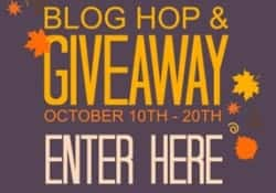 All Things Fall, Y'all ~ Blog Hop & GIVEAWAY!