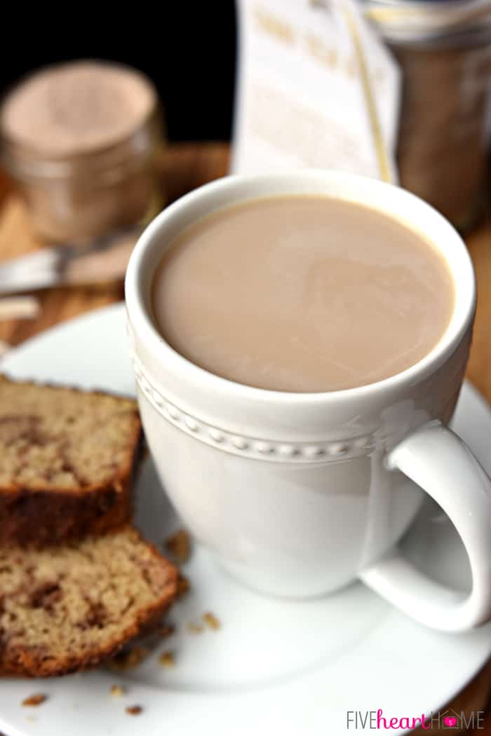 Chai Tea Mix ~ a unique homemade food gift for those who love Chai Tea ...