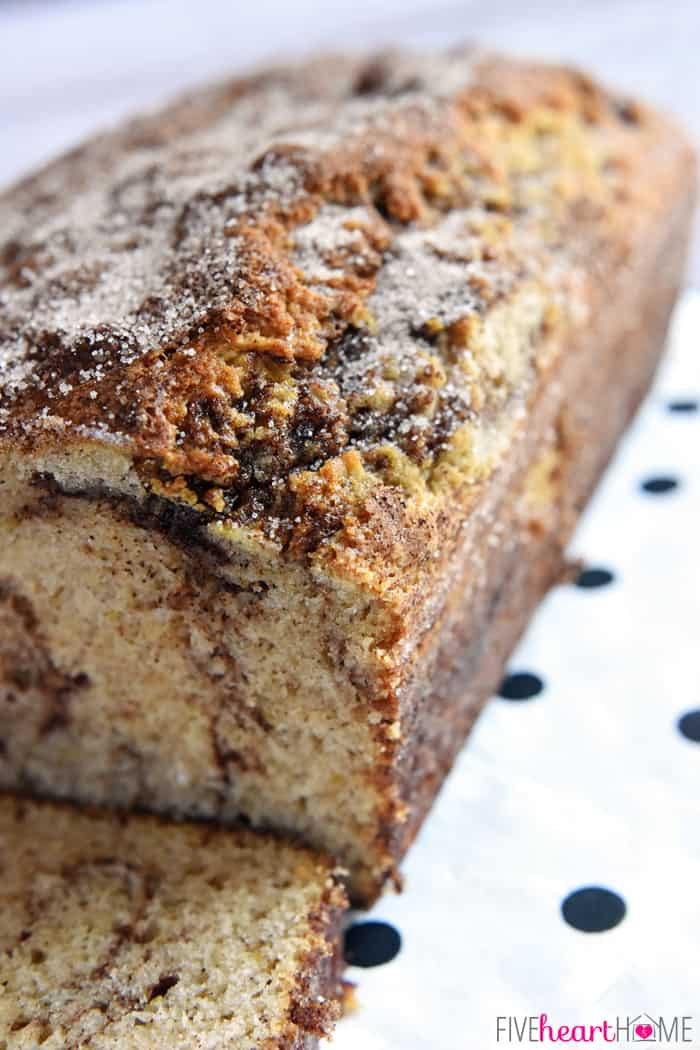Cinnamon Zucchini Bread Mini-Loaves Recipes — Dishmaps
