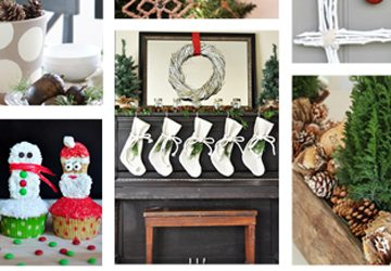 100 Christmas Projects for a Beautiful Holiday Home