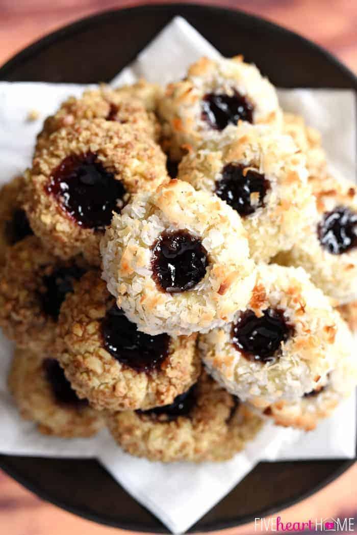 cookies pecan thumbprint jam cookies thumbprint jelly cookies pecan ...