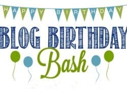 Blog Birthday Bash GIVEAWAY ~ $500 Paypal Cash OR $500 Amazon Gift Card!