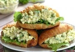 Avocado Egg Salad