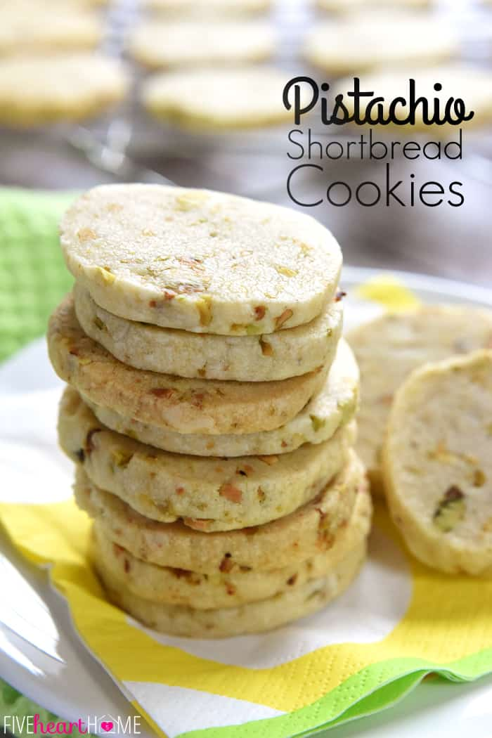 cookie pistachio lemon and vanilla shortbread pistachio millionaire s ...