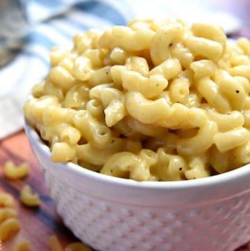 Homemade One-Pot Macaroni & Cheese