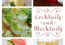 Cocktails & Mocktails ~ M&MJ Link Party {#101}