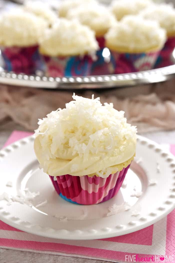 how to make cupcakes from scratch at home