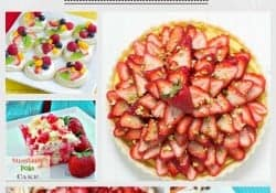 Fresh & Fruity Summertime Recipes ~ M&MJ Link Party {#104}