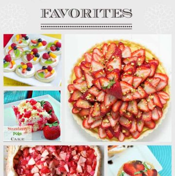 Fresh & Fruit Summertime Recipes | FiveHeartHome.com