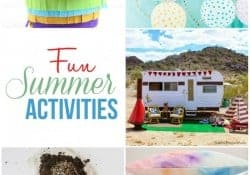Fun Summer Activities ~ M&MJ Link Party {#105}