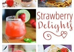 Strawberry Delights ~ M&MJ Link Party {#106}