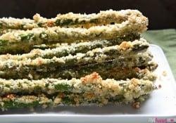 Parmesan Panko Asparagus