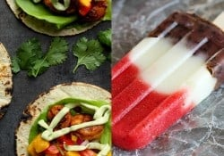 50+ Recipes for Summer {Grilling, Salads, Ice Cream, Drinks, & More!}
